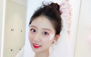 新娘跟妆3妆3造送妈妈妆1个伴娘妆2个限陕西省内