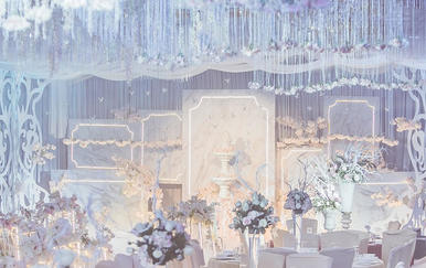 全定制 包四大— 清新 韩式婚礼  刚需福音