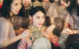 【小盒造型】全天新娘跟妆——总监档璐璐+副化