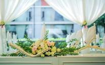【四季童话婚礼定制】呈祥东馆户外粉色帐篷婚礼