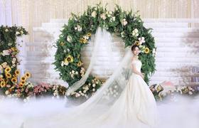 小清新主题婚礼《梦的伊甸园》