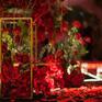 艾薇儿婚礼 - 红与黑之礼