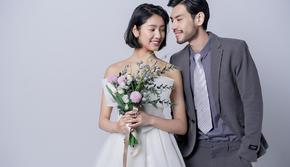 【新春钜惠】2020全新高定婚照 | 极简主义