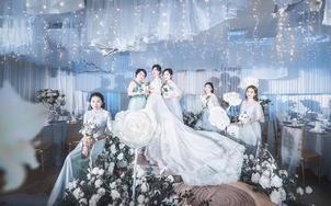 【Destiny】臻享系列主婚纱+精致龙凤褂