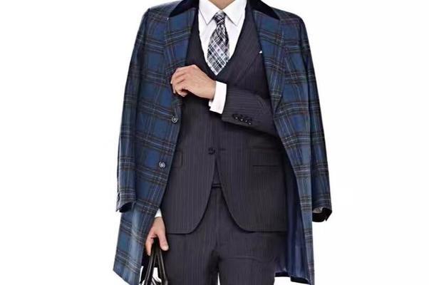 高级羊毛大衣
