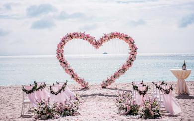 [糖果海外婚礼] 三亚 | 心有灵犀