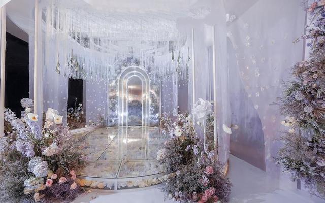【狮子座婚礼】粉白色系婚礼