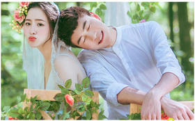 【JINBAIHE】轻奢浪漫