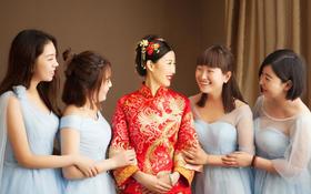 郑州木玛映像-新娘跟妆-客片分享