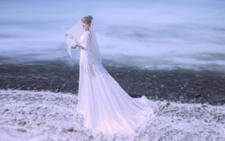 潘多拉服装套数不限 特色盐湖景区 赠送双倍精修底