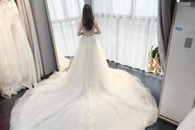 试妆客片︱新娘试纱客片 少女的祈祷