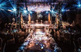森系意境婚礼《迷雾森林》