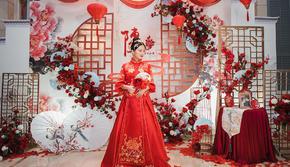  薇汀斯婚礼 新中式婚礼#姻缘#