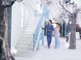 「Miss Luna」女神文艺系列婚纱照第二季