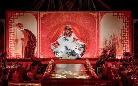 新中式婚礼—《鸾凤和鸣、金玉良缘》