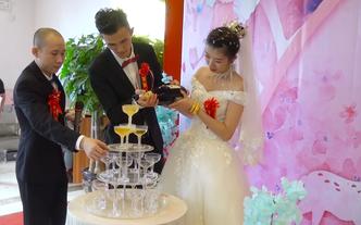 【小辉映画】婚礼高清大机单机位录像套餐