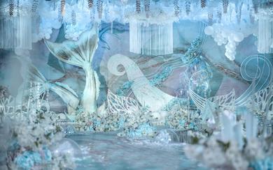 【诺时尚】婚礼策划——梦幻海洋|岁月情诗