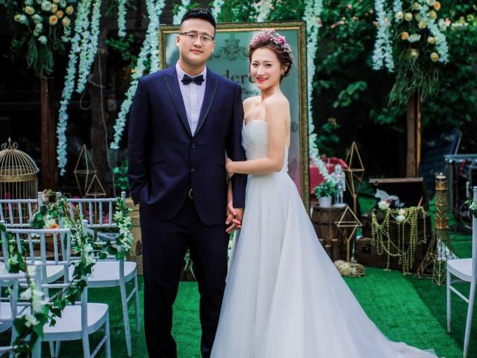 2017.6.2  117花园 森系户外婚礼
