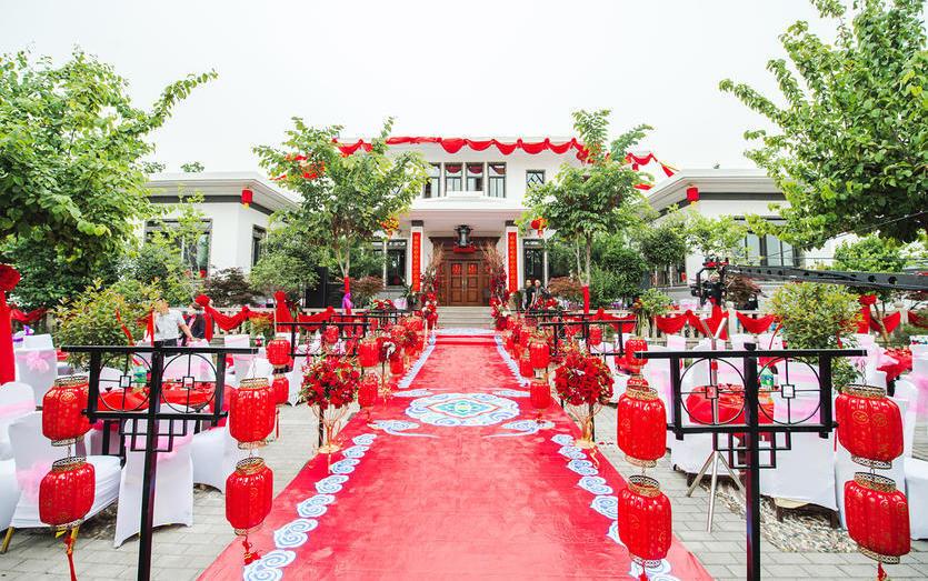 《伊诺阁》农村小院中式婚礼