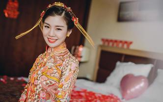 橘子影像-婚礼摄影 豪华组 总监双机套餐