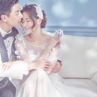 纽约婚纱8服8造型+全天拍摄+服装通选
