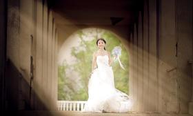 【素养色美妆造型】青白江婚礼现场