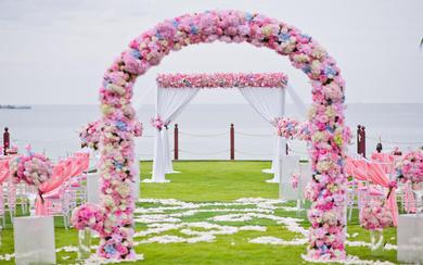 三亚IDO婚礼策划【浅夏盎然•瓣瓣清香】主题婚礼