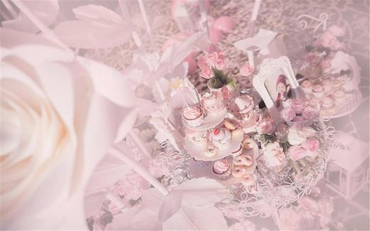 唯美梦幻风婚礼 《礼物》