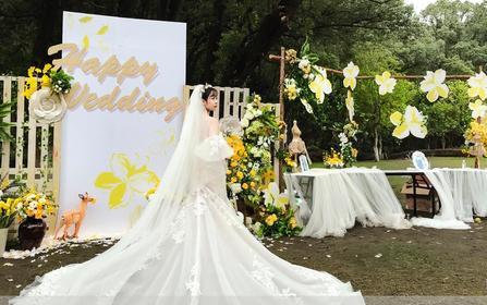 高级老师+3套婚纱礼服(高级区1套+时尚区2套)