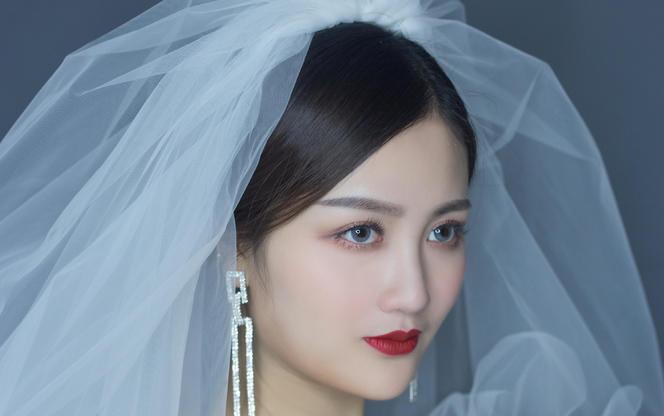 【SIA希雅】资深档——新娘早妆定制-1个妆容