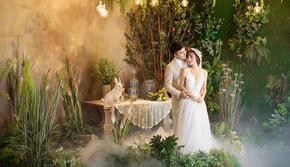 ?『结婚欢购节』?3D光效内景任你拍