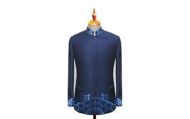 LESS & MORE新中式西服