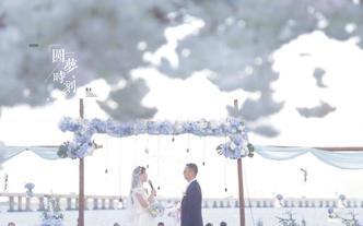 【慕风电影婚礼摄像】首席双机定制