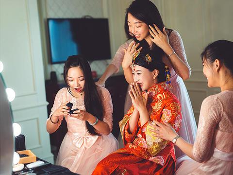 方元PHOTO-婚礼摄影【总监档-双机】