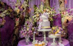 《幻紫风情》私人定制主题婚礼