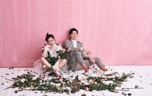 私人定制<韩式小清新>婚纱照&1对1拍摄8服8造