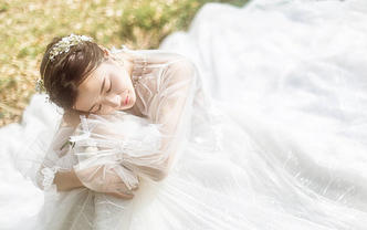 【新娘早妆】高级化妆师出阁宴早妆+造型赠妈妈妆