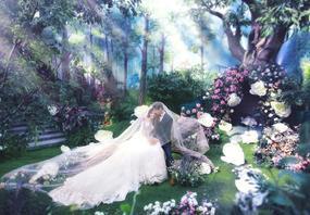 苏州26度恒温摄影基地丨无隐形消费丨明星婚纱拍摄