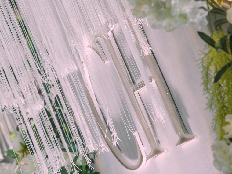 轻奢风-清新绿色系半定制婚礼套系