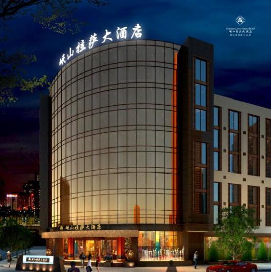 岷山拉萨大酒店