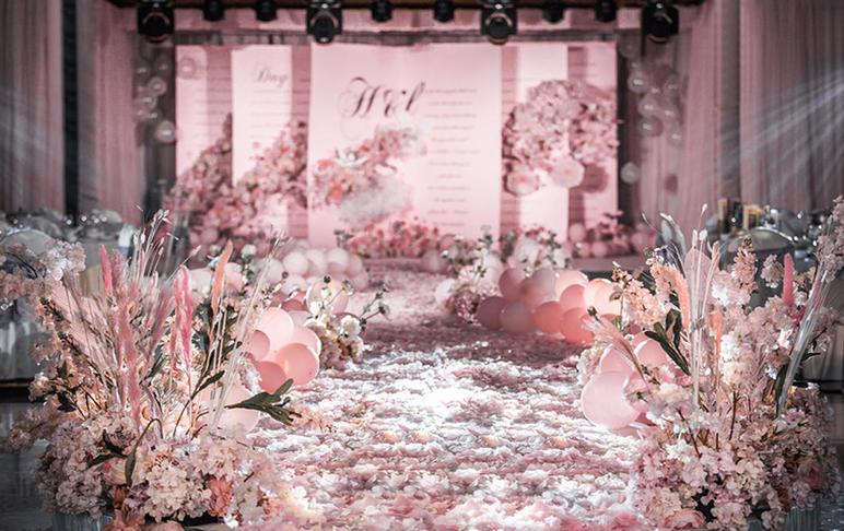 团购套餐-韩式婚礼-【可爱宝贝】-轻奢定制