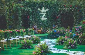森系主题——《秘密花园》