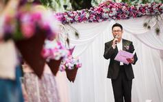【艾丽丝】最珍贵孔雀主题婚礼
