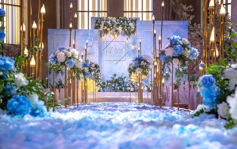 超值婚礼套餐【一价全包】含四大金刚颜色风格可换