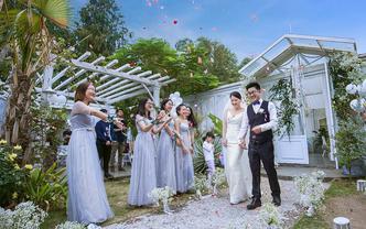 【ONCE】婚礼全天双机位摄影+即影即有服务