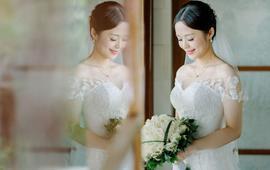 【为美】资深级造型师新娘跟妆