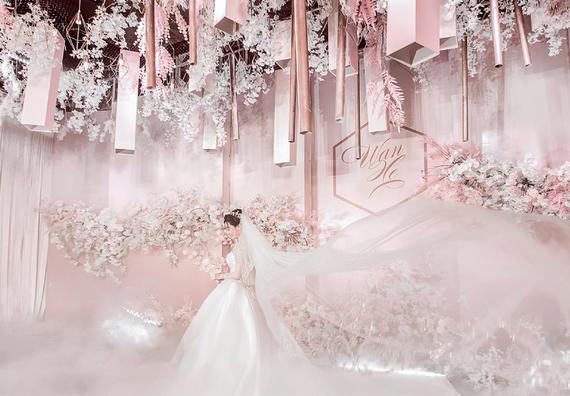 粉色梦幻 &  双11限量团购  一站式全包