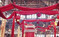 中西式婚礼的完美结合