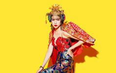 依娜新娘化妆·造型