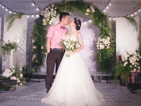 【一场清新的婚礼】F&Z
